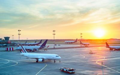 Aerolíneas respaldan uso de slot en aeropuerto pero objetan multas por retrasos
